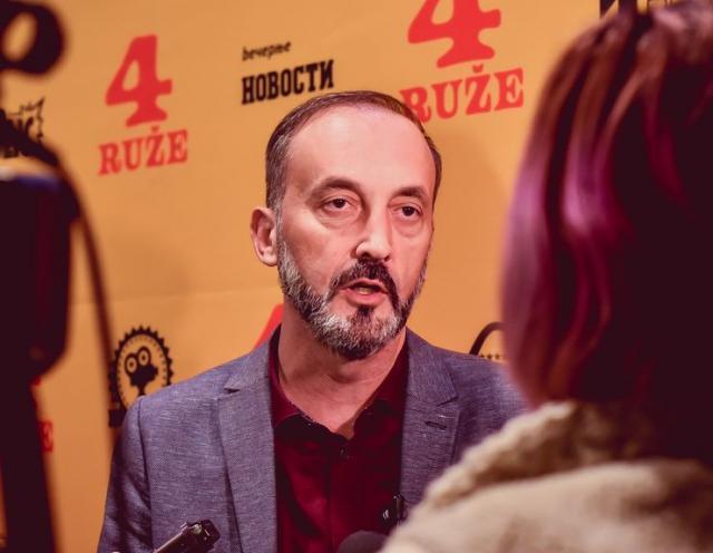 Vasilije Nikitović foto: Marija Erdelji