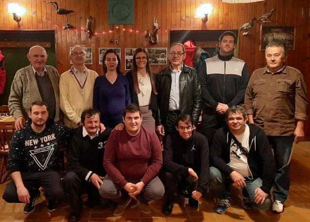 И. Узелац/Учесници и организатори овогодишњег Меморијала