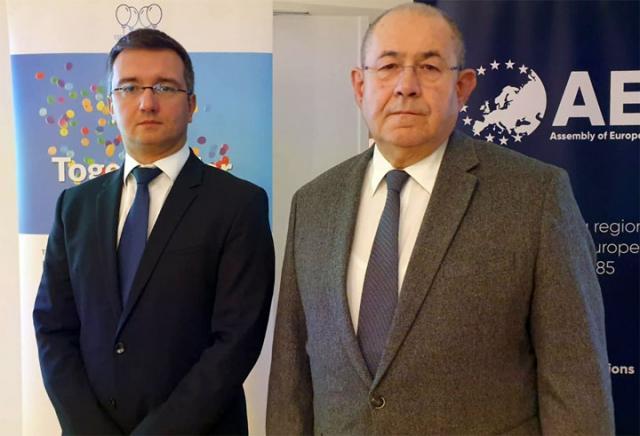 Скупштина Војводине/Дамир Зобеница и Иштван Пастор