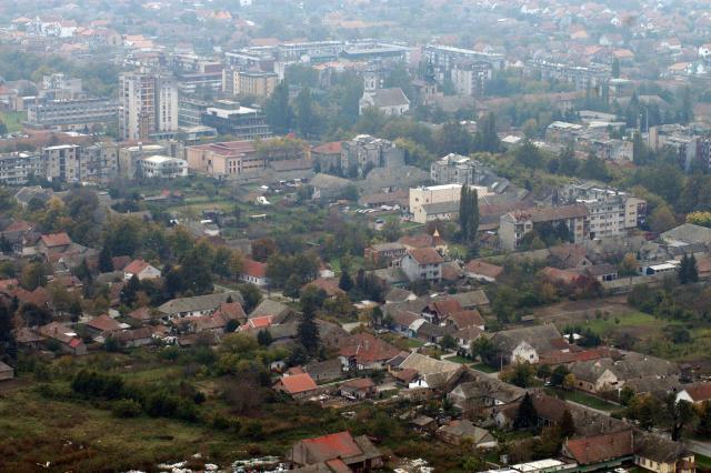 Bečej iz vazduha Foto: Dnevnik.rs/B. Lučić