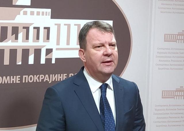 Predsednik Pokrajinske vlade Igor Mirović Foto: Skupština Vojvodine