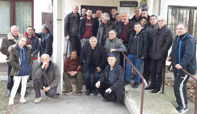 Memorijalni rapid turnir u Zlatici