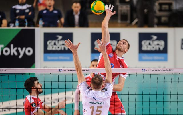 Nemanja Masulovic u napadu
