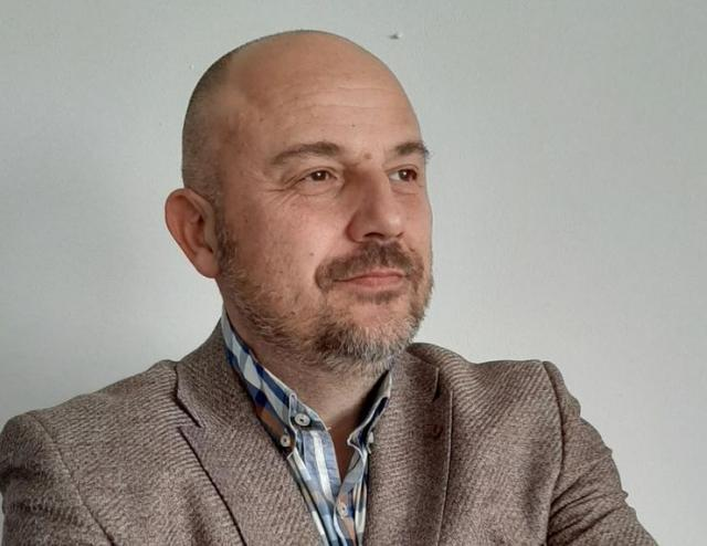 Strateg košarkašica 021 Aleksandar Jovanović najbolji vojvođanski trener Foto: privatna arhiva
