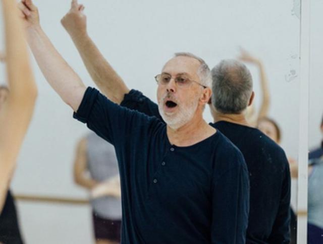 Oleksandr Lukjanov, baletmajstor i pedagog Foto: A. Ramadanović