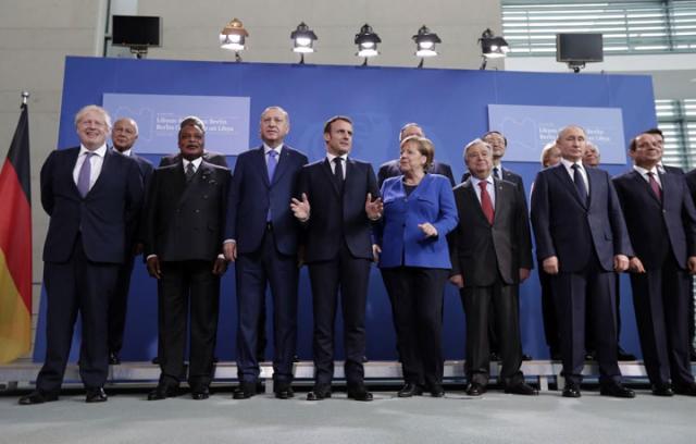 Фонет/АП/Конференција о Либији
