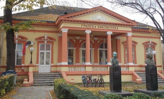 """Somborska biblioteka """"Karlo Bijelicki"""" na usluzi čitaocima 160 godina foto: M. Miljenović"""