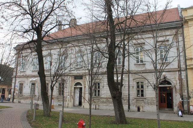"""Galerija """"Lazar Vozarević"""" u Sremskoj Mitrovici Foto: privatna arhiva"""