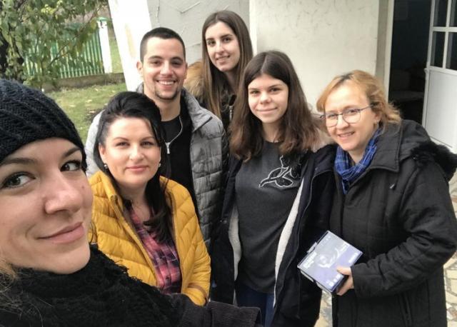 """Učesnici projekta """"Ljubav u akciji"""" Foto: Udruženje """"Fokus"""""""