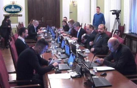 Odbor Skupštine Srbije za spoljne poslove Foto: Tanjug/video