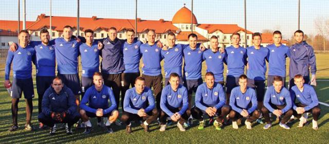 ФК ТСЦ/ Фудбалери ТСЦ-а имају одличне услове за тренинг у својој Академији у Бачкој Тополи