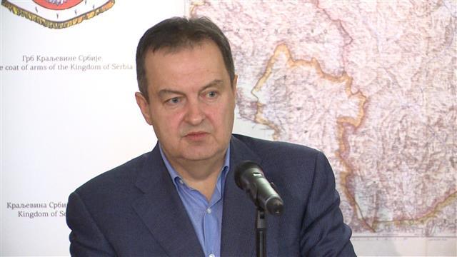 Šef srpske diplomatije, Ivica Dačić  Foto: Tanjug/video