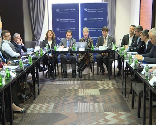 "Debata CEAS o ""Malom Šengenu"" Foto: Tanjug/video"