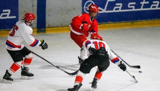 Mladi hokejaši Srbije Foto hockeyserbia.com