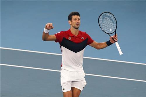 Đoković dobio Medvedeva, Srbija u finalu ATP kupa Foto:  AP Photo/Steve Christo