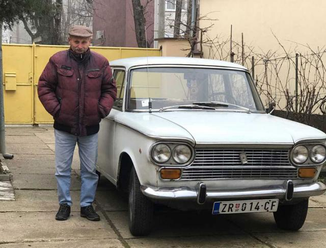 Ж. Балабан/Радован Молдован са тристаћем