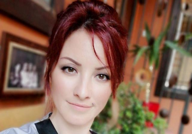 Kozmetičarka Maja Đorđević foto: privatna arhiva