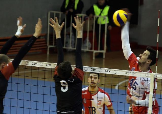 Miloš Nikić uveren u prolazak u polufinale Foto: F. Bakić