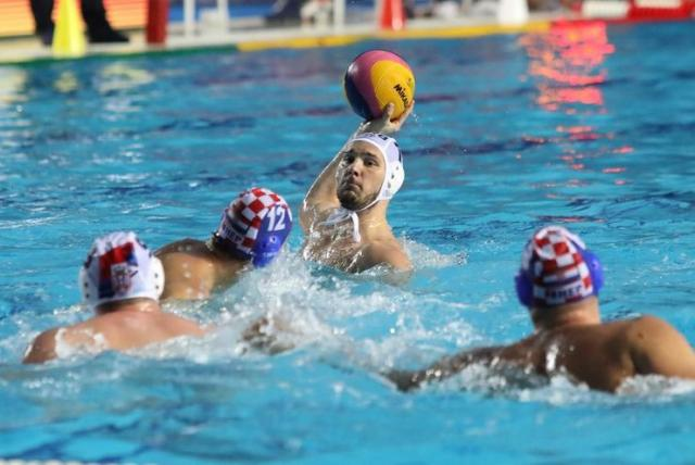 Nemanja Vico veruje da će Srbija lako da preskoči drugu prepreku na EP Foto: FoNet