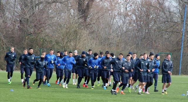 Pripreme Spartak, FK Spartak