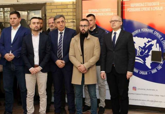 Otvorena Kancelarija Udruženja studenata RS u Novom Sadu Foto: novisad.rs