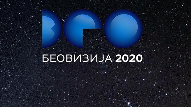Беовизија 2020 лого