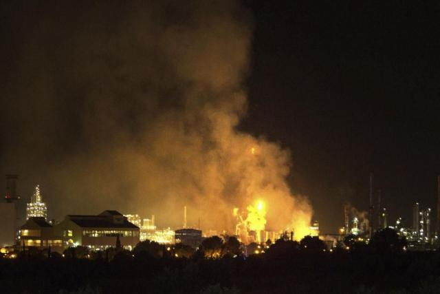 eksplozija taragona, fonet