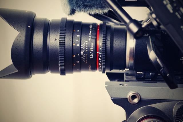 film kamera snimanje pixabay