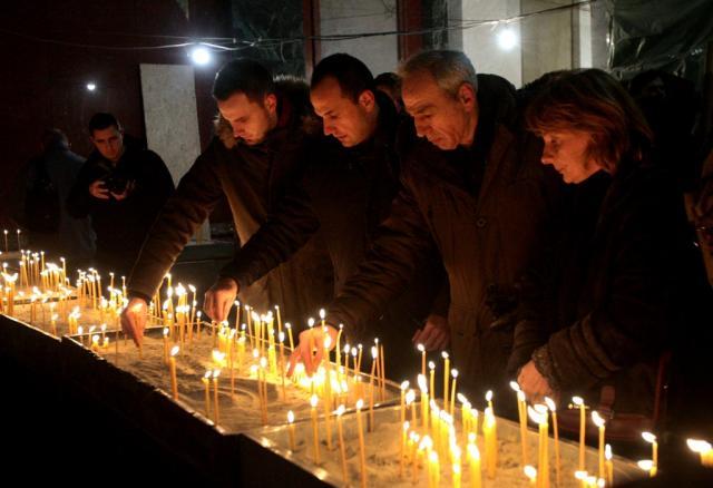 svece ivanovic, tanjug