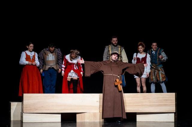 Početak rada novoosnovanog Gradskog pozorišta Senberije u Bijeljini Foto: promo