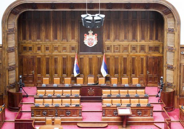 skupstina srbije, Dnevnik/Radivoj Hadžić