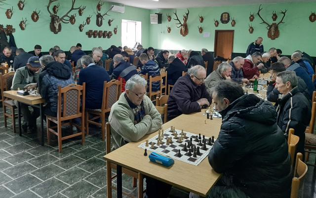 25-Svetosavski rapid turnir u Bodjanima