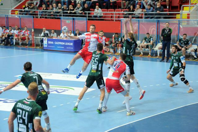 Сеха лига/ Немања Прибак (8) верује да ће се Воша пласирати у четвртфинале СЕХА лиге
