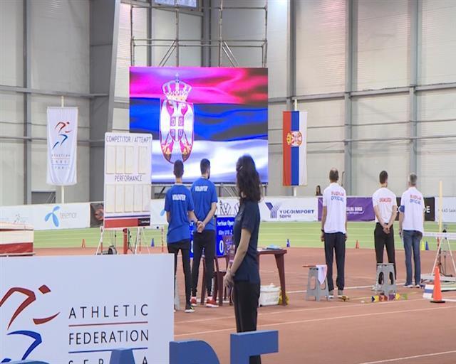 Otvoren peti atletski miting u Beogradu Foto: Tanjug/video