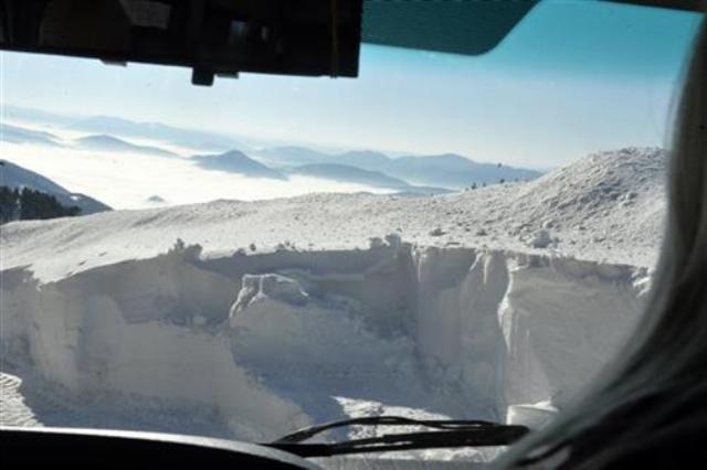sneg saobracaj