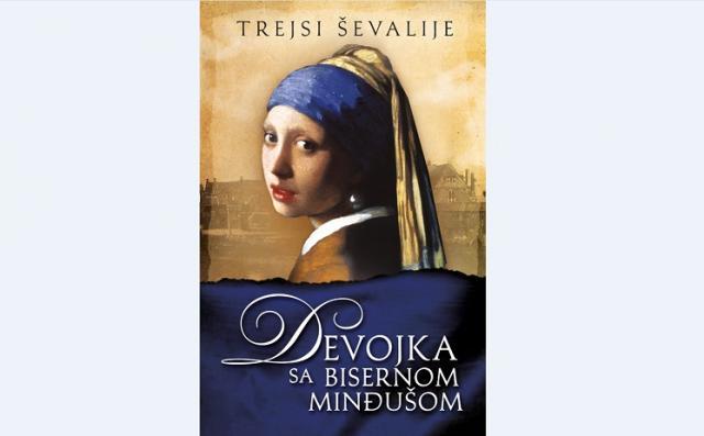 """Naslovnica knjige   """"Devojka za bisernom minđušom"""",  autorke Trejsi Ševalje Foto: promo"""