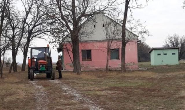 Salaš na kojem se dogodio zločin Foto: Dnevnik.rs