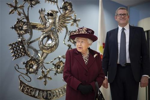 kraljica, tanjug ap