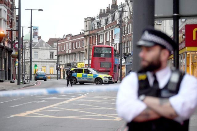 london nasilje, tanjug ap