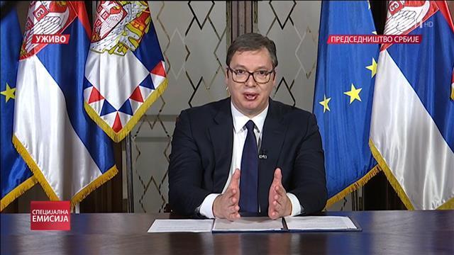 Aleksandar Vučić Foto:  tanjug/video