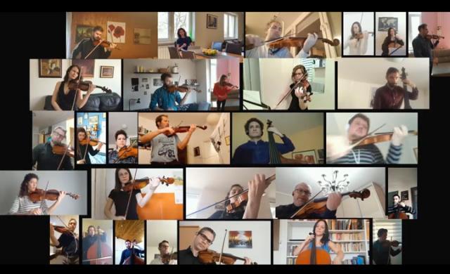 Војвођански симфонијски оркестар