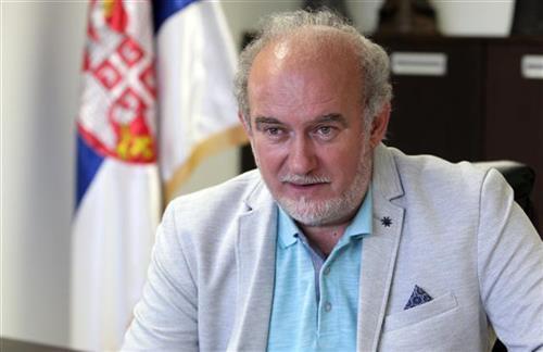 Poverenik za informacije od javnog značaja i zaštitu podataka o ličnosti, Milan Marinović  Foto: Tanjug/video