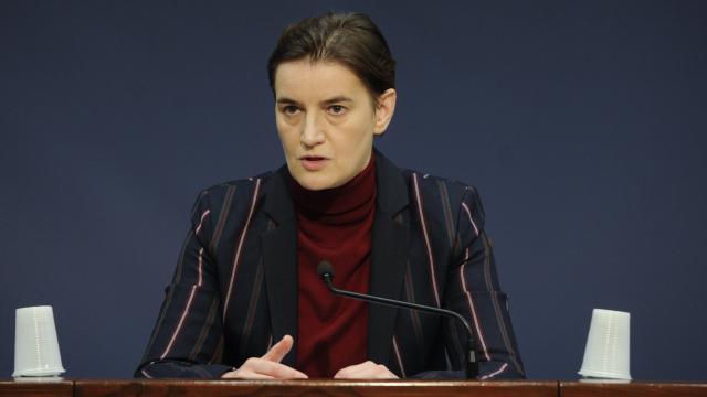 ana brnabic, Tanjug/Tanja Valić