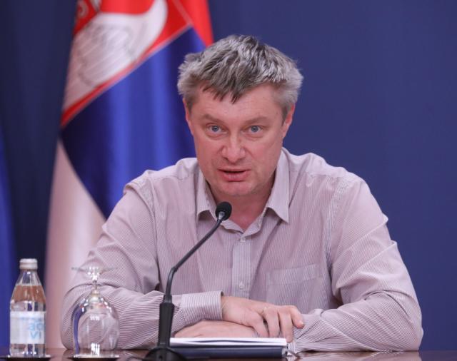 goran stevanovic, Tanjug/Slobodan Miljević
