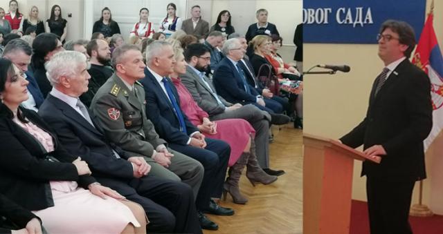 Skupštinа Crvenog krsta Novog Sada foto: I. Bakmaz