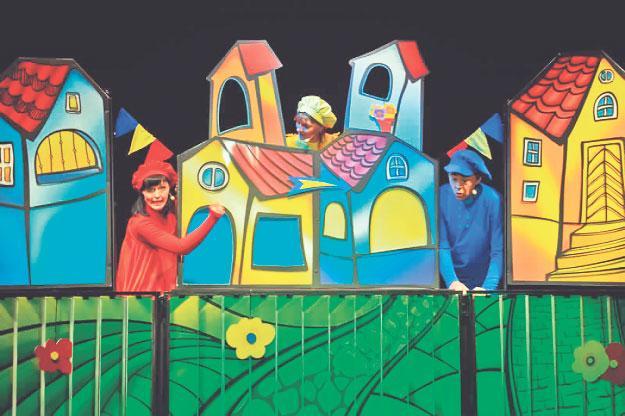 Predstava Pozorišta mladih Foto: Pozorište mladih