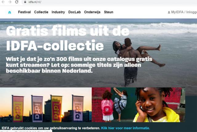 Festival dokumentarnog filma IDFA  foto: prinskrin