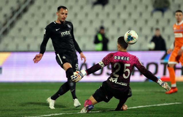 Bojan Matić/FK Partizan/M. Todorović