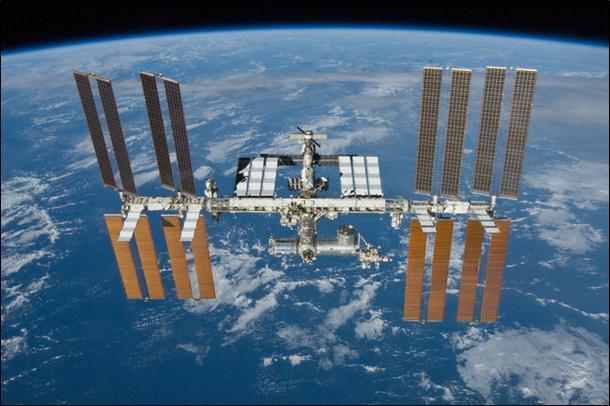 Međunarodna svemirska stanica Foto: NASA