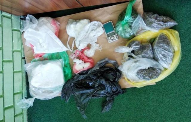 Zaplenjeni narkotici Foto: MUP Srbije